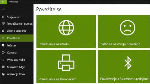kako potražiti pomoć u operativnom sistemu windows 10