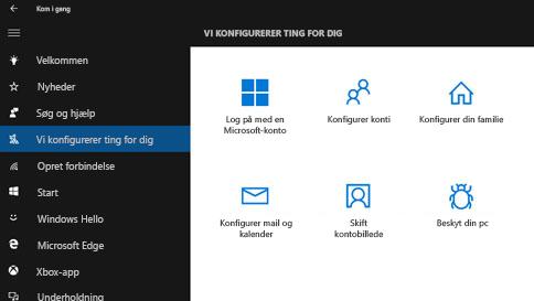 sådan får du hjælp i windows 10
