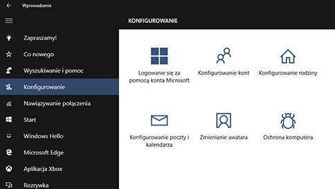 jak uzyskać pomoc w systemie windows 10