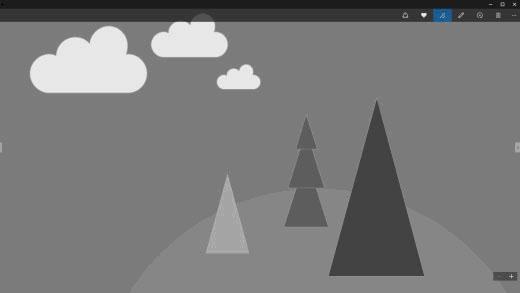 як працює функція покращення зображень у програмі