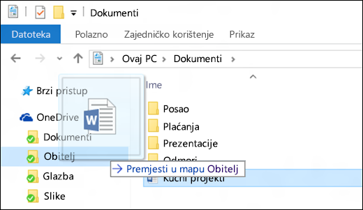 pomoć za eksplorer za datoteke u sustavu windows 10