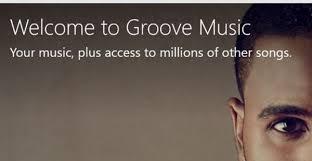 λήψη υποστήριξης για την εφαρμογή μουσικής groove
