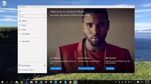 получение поддержки по музыкальному приложению groove