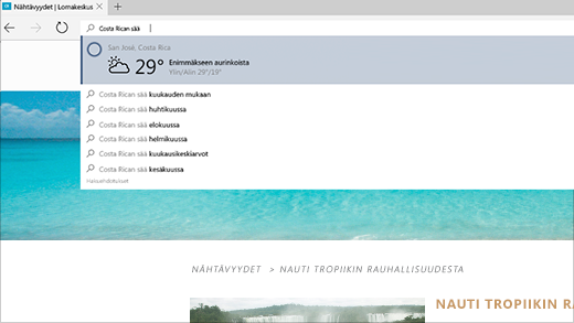 mikä on microsoft edge