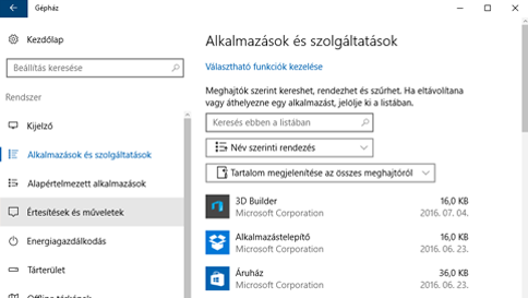 elem vizsgálata a windows defenderrel