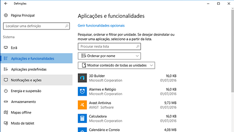 analisar um item com o windows defender